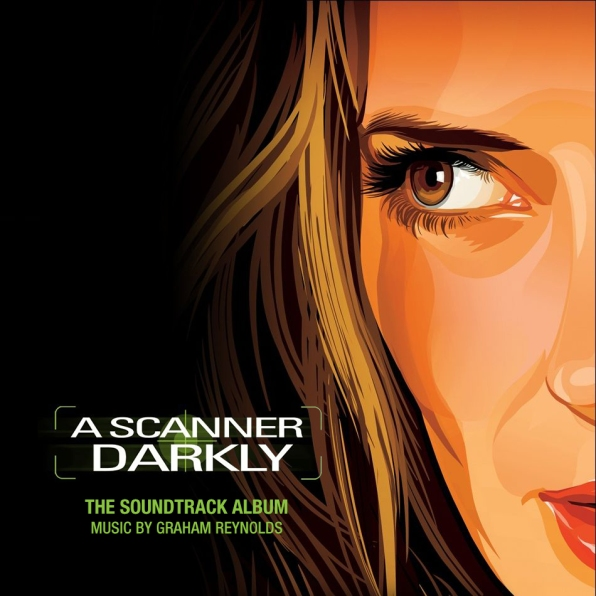 #8: A Scanner Darkly (Custom)