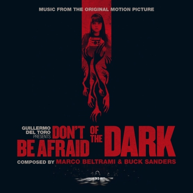 #2: Don't Be Afraid of the Dark (Custom)