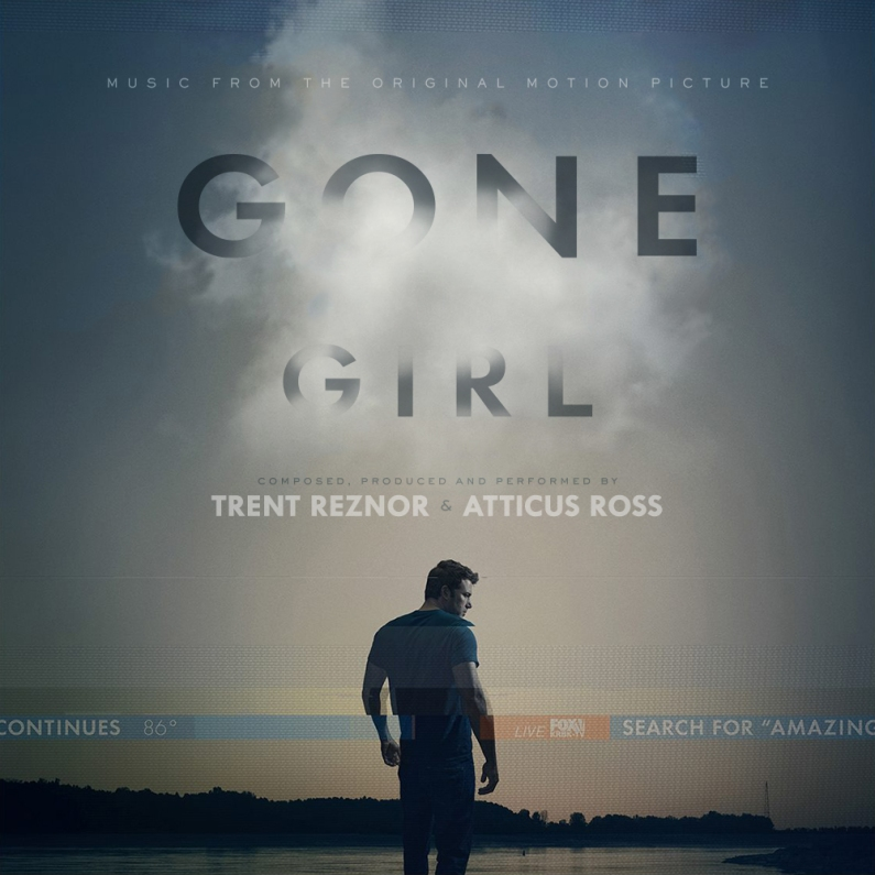 #3: Gone Girl (Custom)