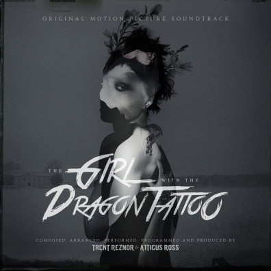#7: The Girl With the Dragon Tattoo (Custom)