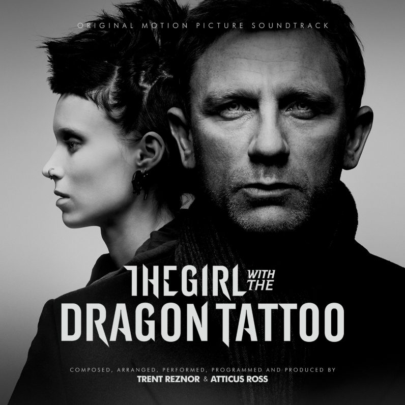 #6: The Girl With the Dragon Tattoo (Custom)