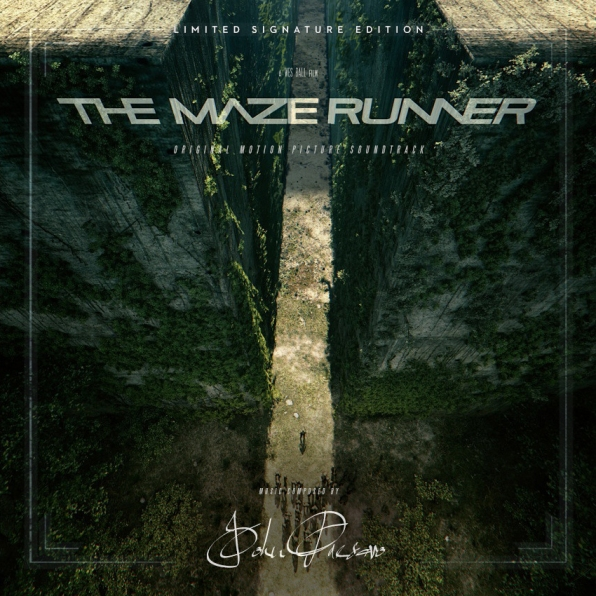 #5: The Maze Runner (Custom)