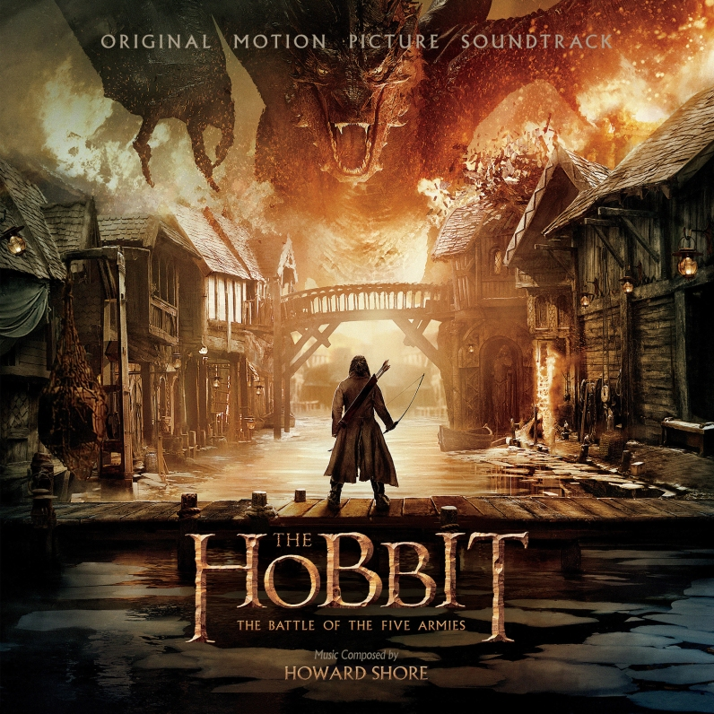 #6: The Hobbit: The Battle of the Five Armies (Custom)