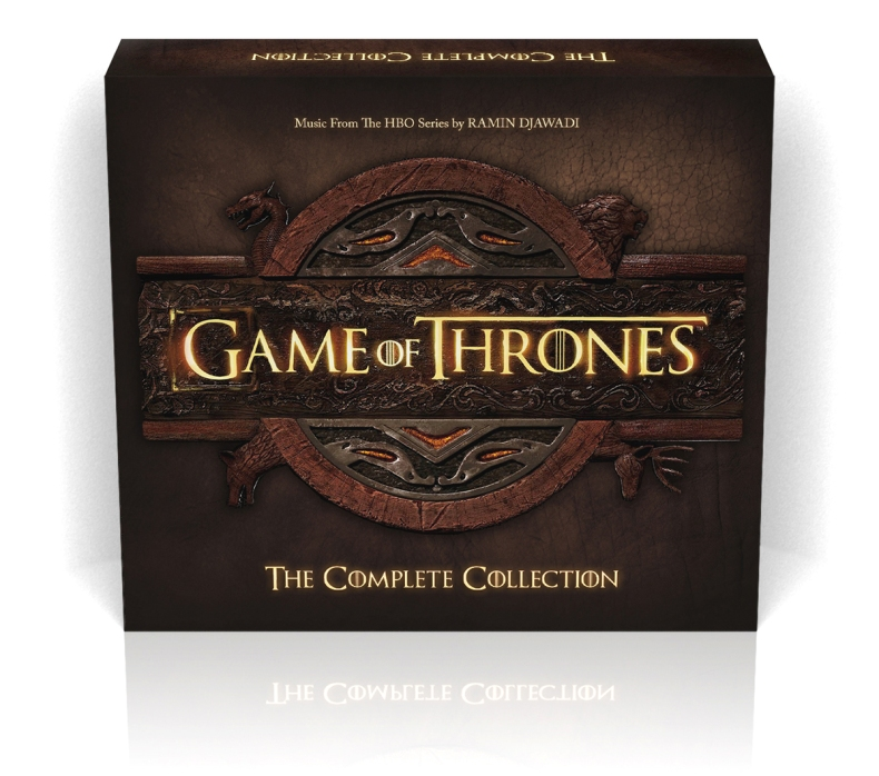 Game of Thrones (The Complete Collection)