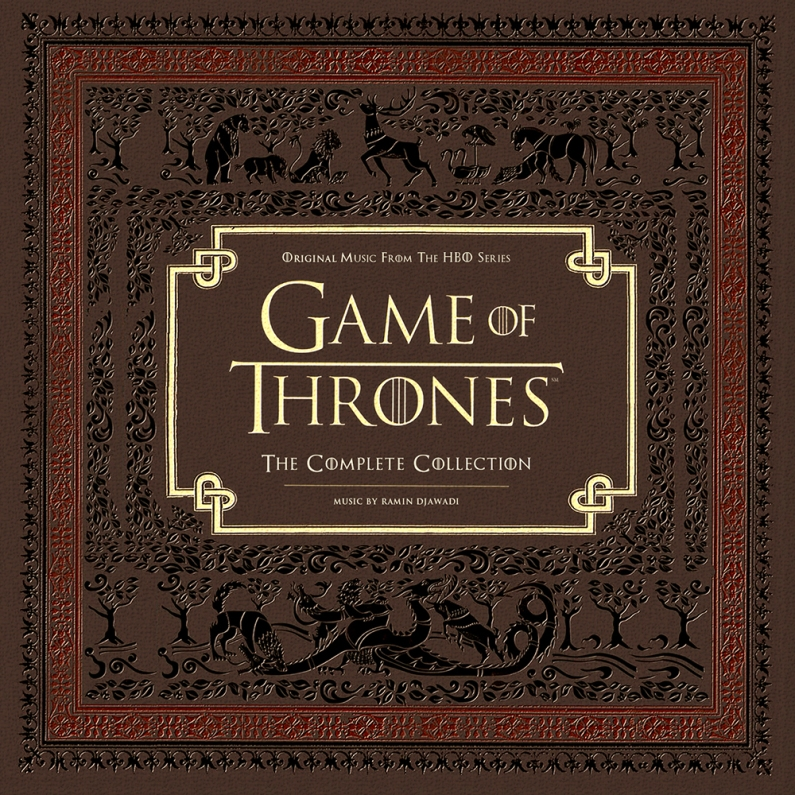 Game of Thrones (The Complete Collection Alt #2)