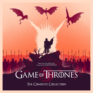 Game of Thrones (The Complete Collection Alt #3)