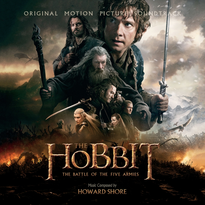 #1: The Hobbit: The Battle of the Five Armies (Custom)