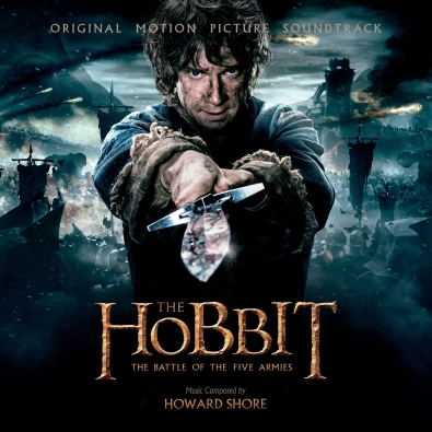 #7: The Hobbit: The Battle of the Five Armies (Custom)