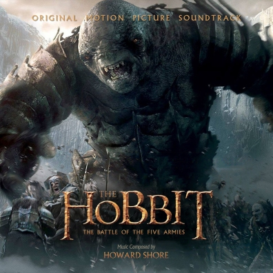 #22: The Hobbit: The Battle of the Five Armies (Custom)