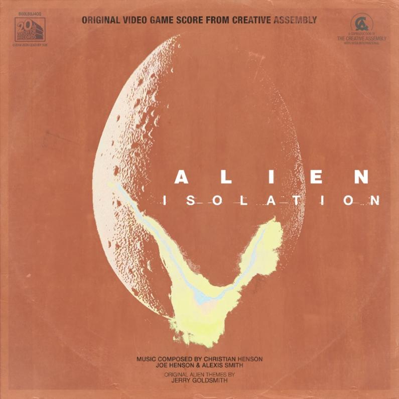 #1: Alien Isolation (Custom)