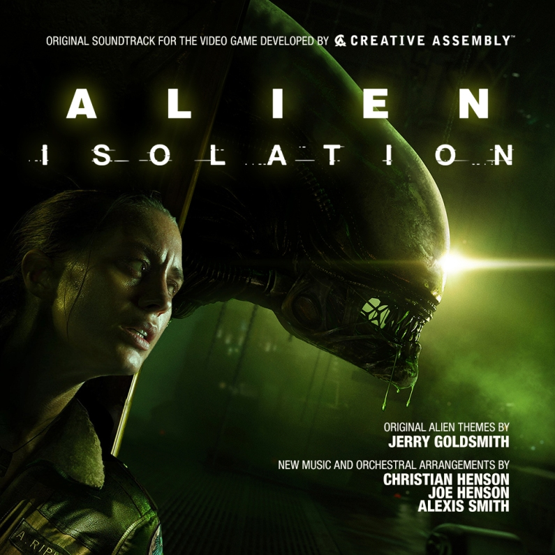 #6: Alien Isolation (Custom)