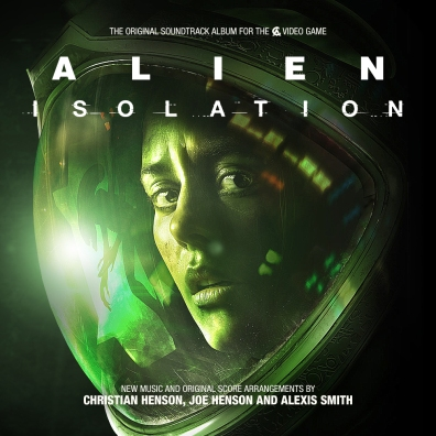 #4: Alien Isolation (Custom)