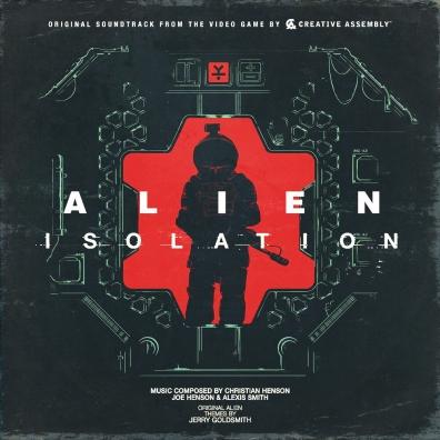 #3: Alien Isolation (Custom)