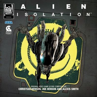 #2: Alien Isolation (Custom)