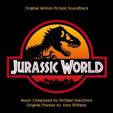 #3: Jurassic World (Custom)