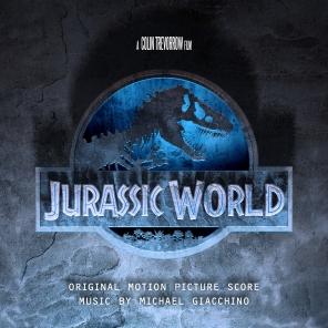 #5: Jurassic World (Custom)