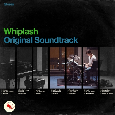 #12: Whiplash (Custom)