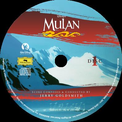 #5: Mulan (Custom)