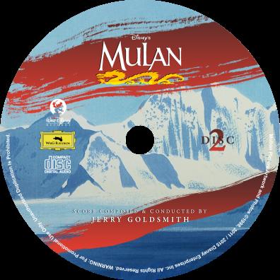 #6: Mulan (Custom)