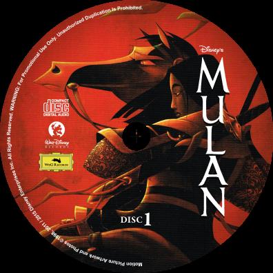 #11: Mulan (Custom)