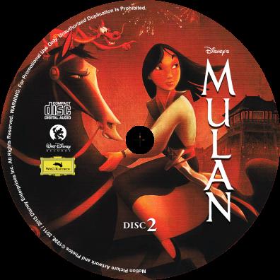 #12: Mulan (Custom)