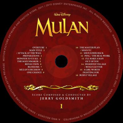 #23: Mulan (Custom)
