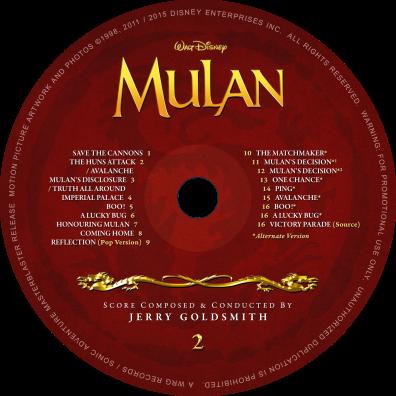 #24: Mulan (Custom)