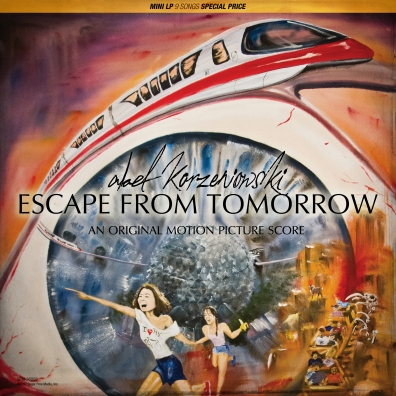 #3: Escape From Tomorrow (Custom)
