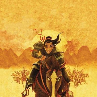 #8: Mulan (Custom)