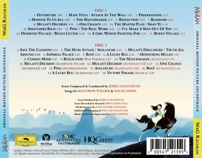 #4: Mulan (Custom)