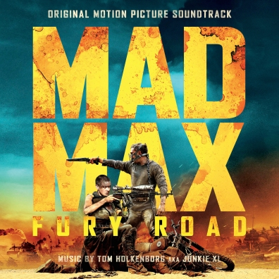 #3: Mad Max: Fury Road (Custom)