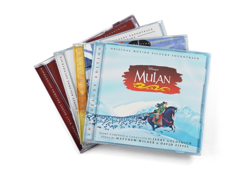 Mulan (The Deluxe Editions)