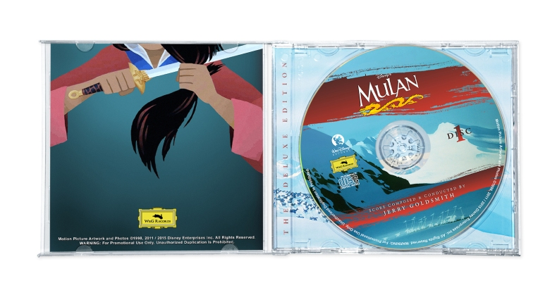Mulan (Deluxe Edition)
