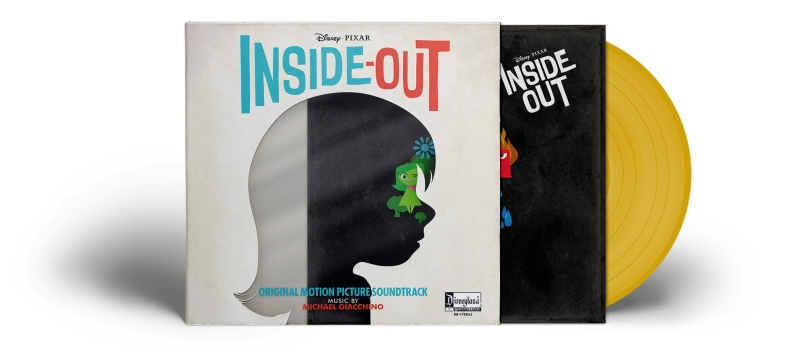 Inside Out (Vinyl Edition)