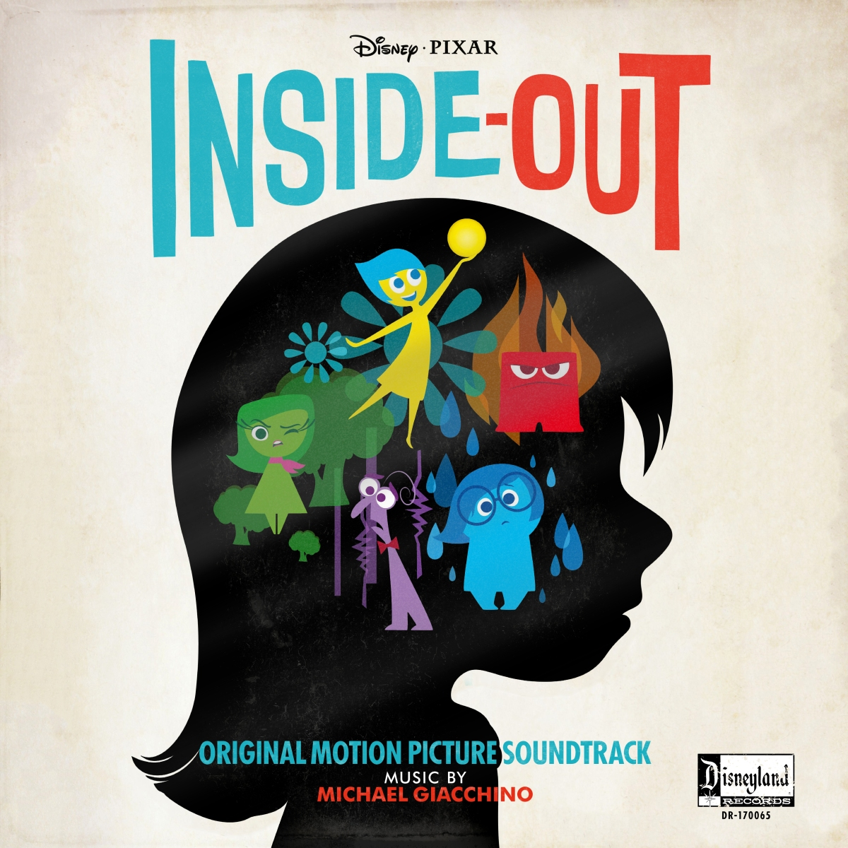 """Inside Out 2015 Film: """"Inside Out"""" By Michael Giacchino"""