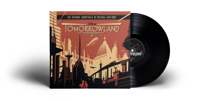 Tomorrowland (Vinyl Edition)