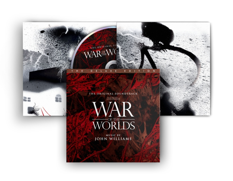 War of the Worlds (Deluxe Edition Mockup)