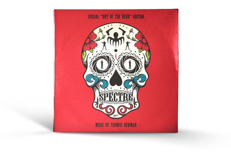 Spectre (Special Day of the Dead Edition)