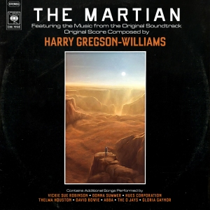 The Martian Hqcovers