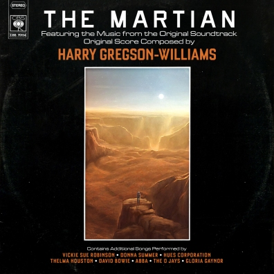 #6: The Martian (Custom)