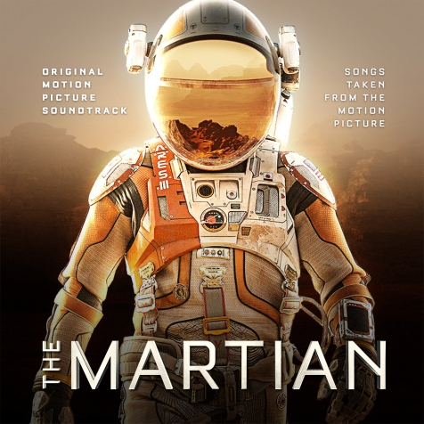 #12: The Martian (Custom)