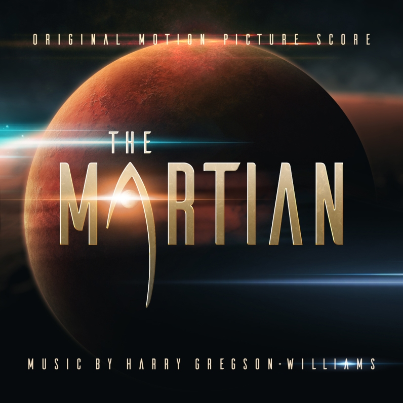 #3: The Martian (Custom)
