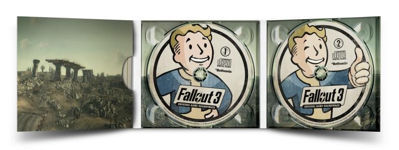Fallout 3 (Digipak w/ discs)