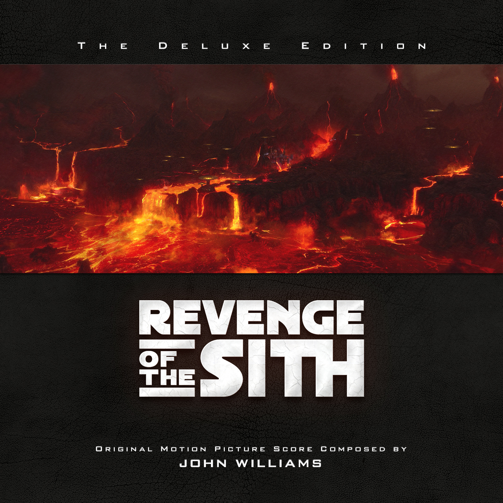 Star Wars Episode Iii Revenge Of The Sith The Deluxe Edition Hqcovers