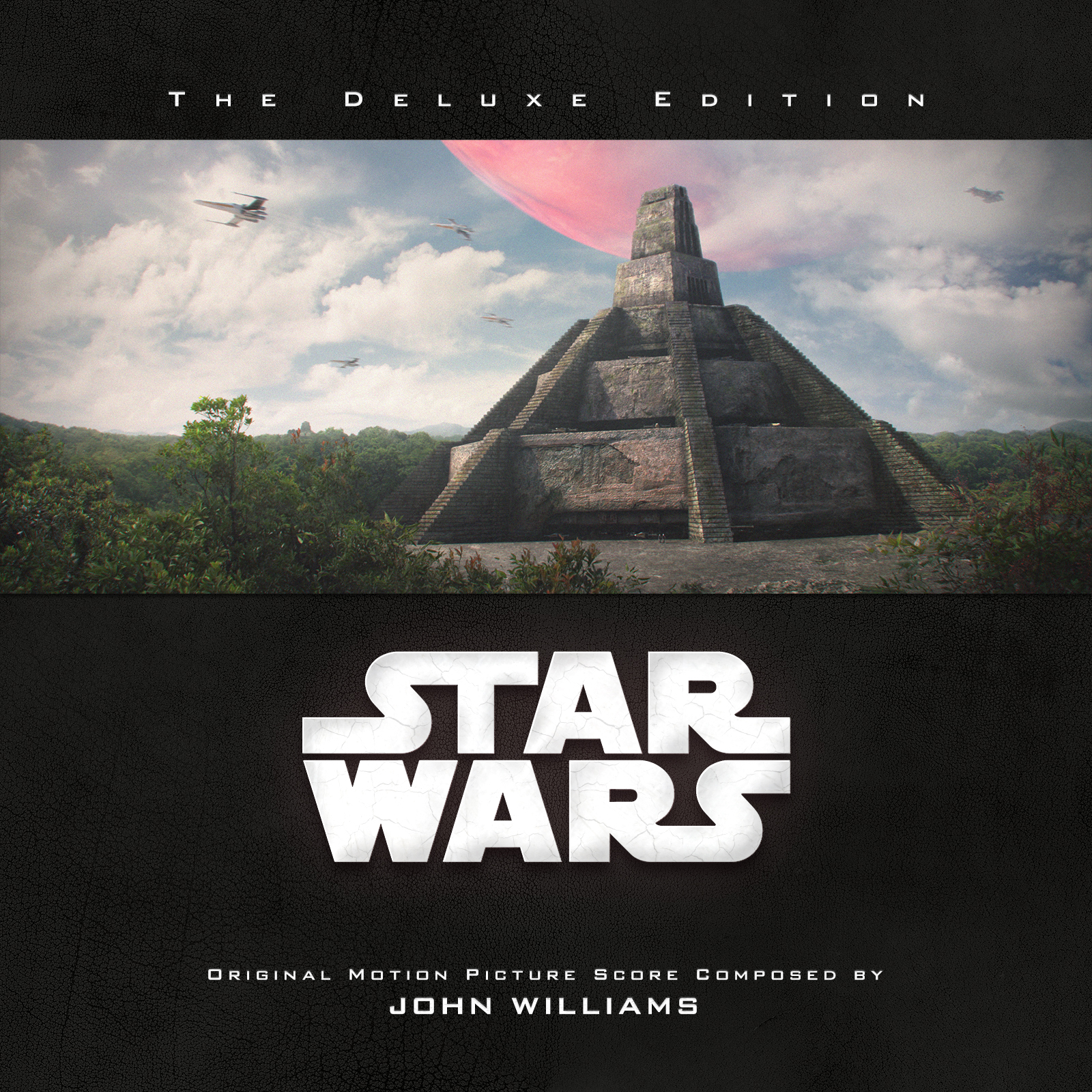 Star Wars Episode Iv A New Hope The Deluxe Edition Hqcovers