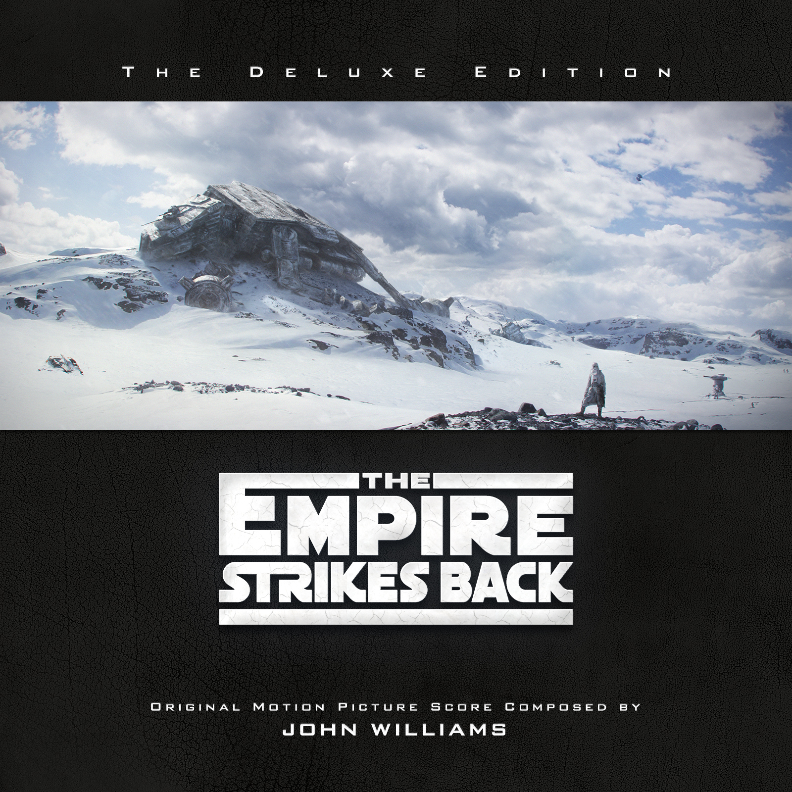 Star Wars Episode V The Empire Strikes Back The Deluxe Edition Hqcovers