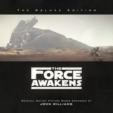 #8: Star Wars: Episode VII - The Force Awakens (Custom)