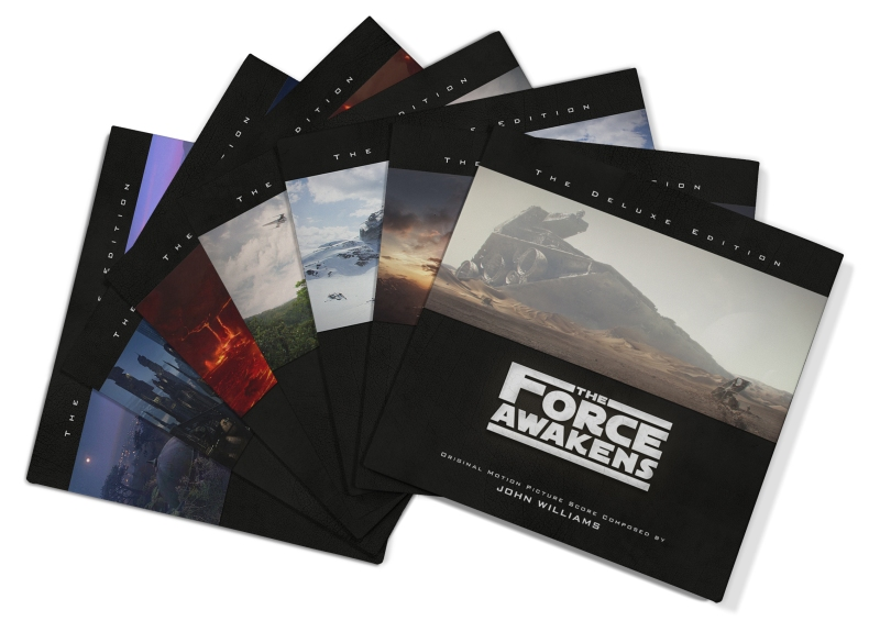 Star Wars (The Deluxe Editions)