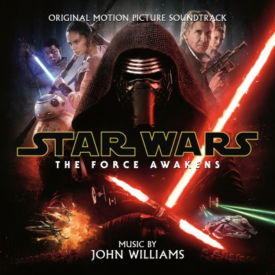 #5: Star Wars: The Force Awakens (Custom)
