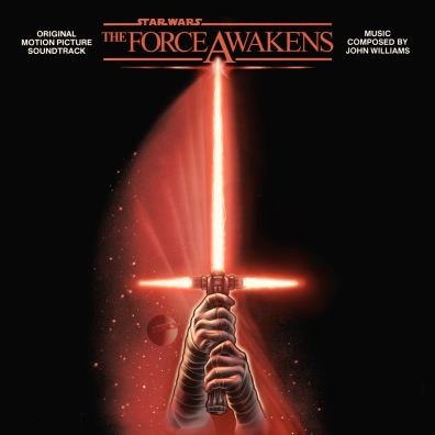 #3: Star Wars: The Force Awakens (Custom)